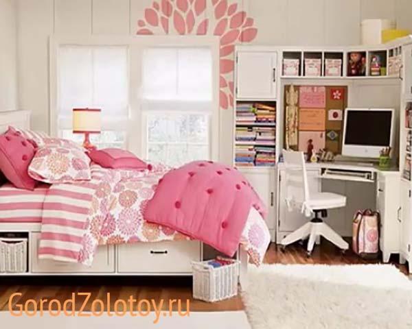 Идеи для декора комнаты девочки-подростка своими руками