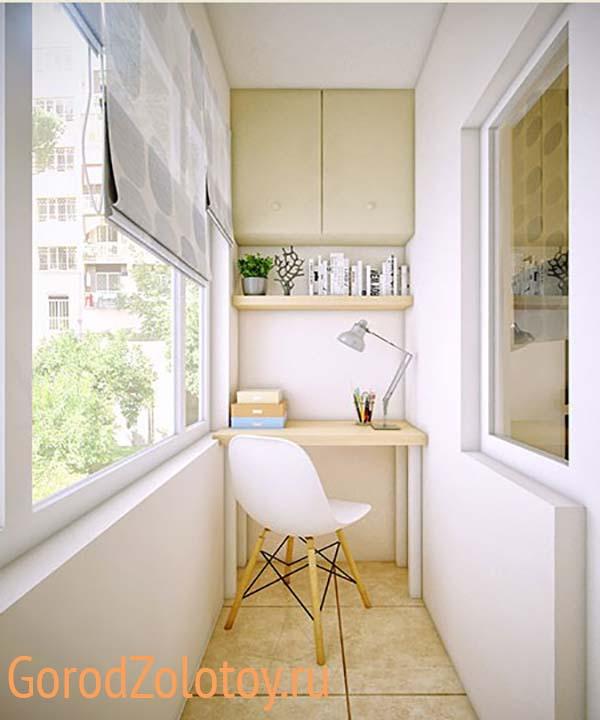 Украсить балкон своими руками в хрущевке фото